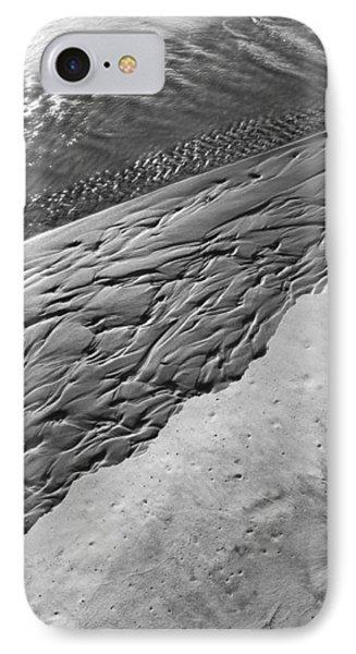 Beach Patterns Phone Case by Lauri Novak