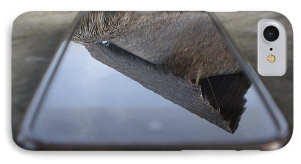 Beach Rancho Reflection  Phone Case by Rosvin Des Bouillons