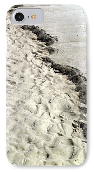 Beach Sand IPhone Case by Deborah Hughes