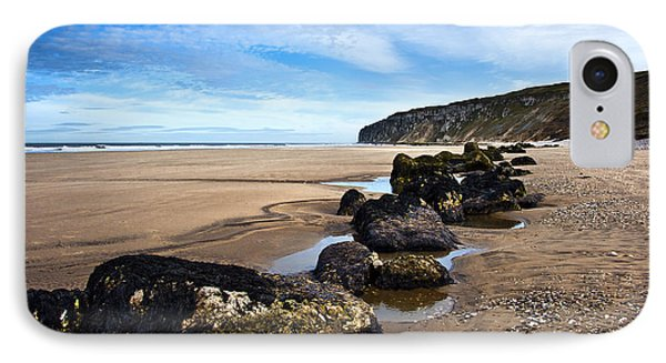 Beach Stones Phone Case by Svetlana Sewell