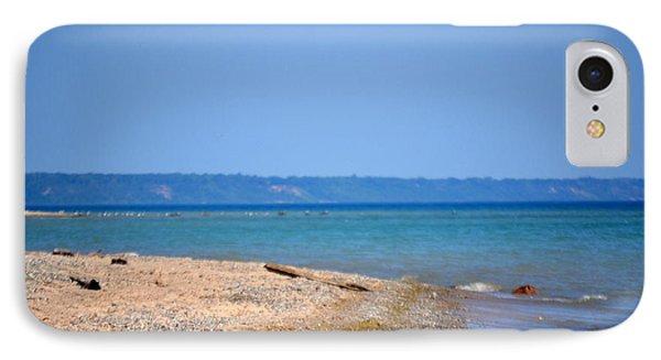Beach Views Phone Case by Dyana Rzentkowski