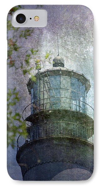 Beacon Of Hope Phone Case by Judy Hall-Folde