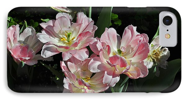 IPhone Case featuring the photograph Beautiful Flowers by Rodney Campbell