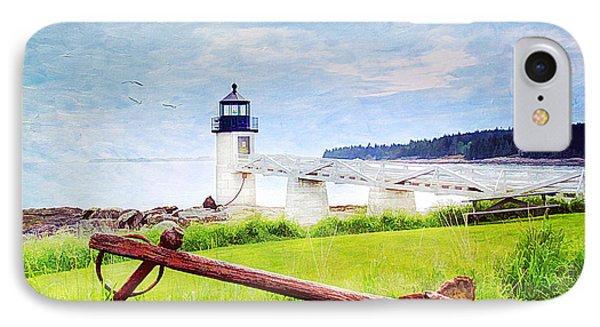 Beautiful Maine Phone Case by Darren Fisher
