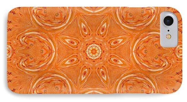 Beautiful Orange Phone Case by Jeannie Atwater Jordan Allen