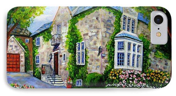 Beautiful Westmount Home Phone Case by Carole Spandau