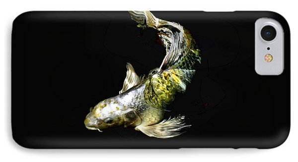 Beauty Is Only Scale Deep Phone Case by Don Mann