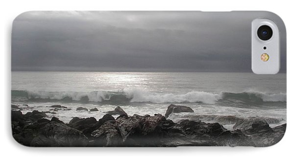 IPhone Case featuring the photograph Beauty Of The Storm by Cheryl Perin