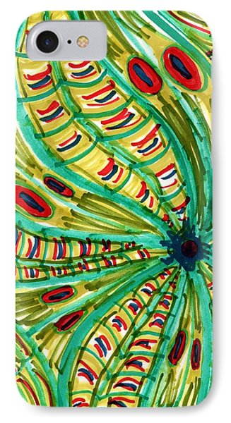 Beauty Within Phone Case by Lesa Weller