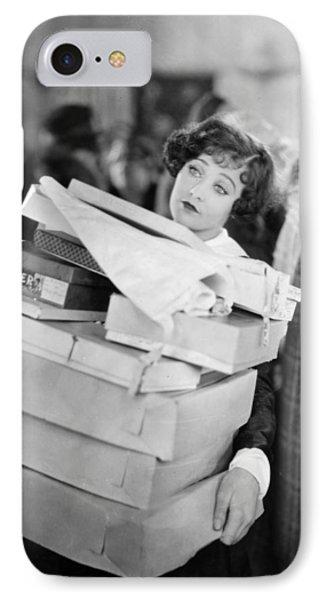 Becky, 1927 Phone Case by Granger