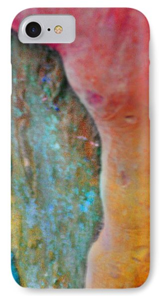 IPhone Case featuring the digital art Become by Richard Laeton