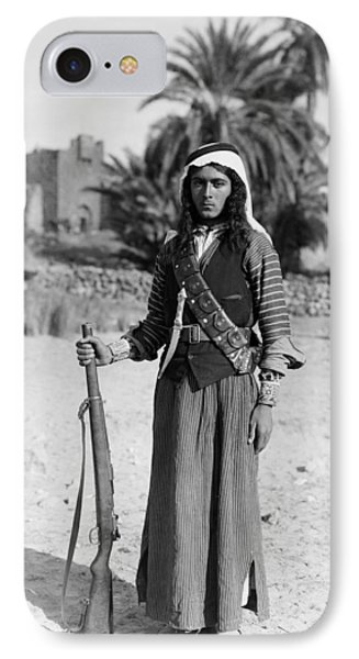 Bedouin Youth, C1926 Phone Case by Granger