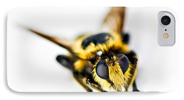 Bee Phone Case by Susan Leggett