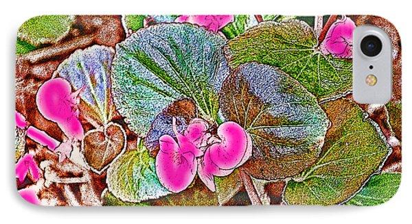Begonia Phone Case by EricaMaxine  Price