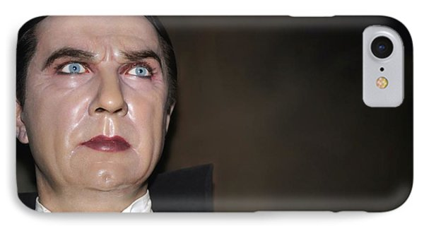 Bela Lugosi As Dracula Phone Case by Sophie Vigneault