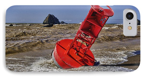 Bell Buoy Phone Case by Garry Gay