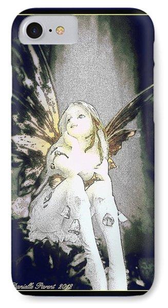 Bell Fairy  Phone Case by Danielle  Parent