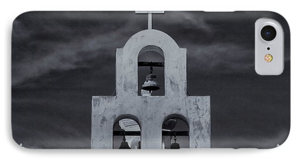 IPhone Case featuring the photograph Bell Tower by Tom Singleton