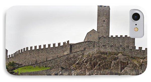 Bellinzona - Ticino Phone Case by Joana Kruse