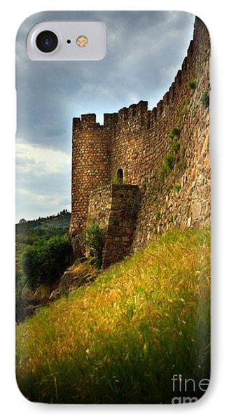 Belver Castle Phone Case by Carlos Caetano