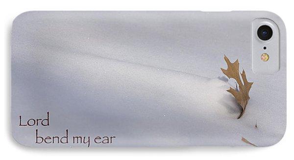 Bend My Ear IPhone Case