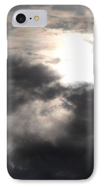 Beneath The Clouds IPhone Case