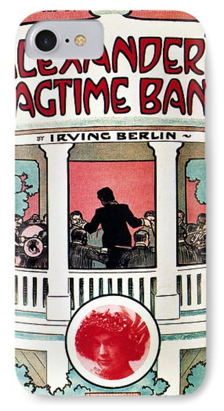 Berlin: Ragtime Band, 1911 Phone Case by Granger