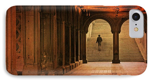 IPhone Case featuring the photograph Bethesda Passage by Deborah Smith