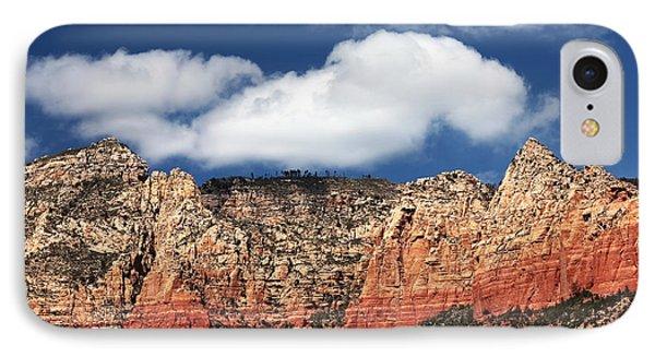 Big Clouds IPhone Case by John Rizzuto