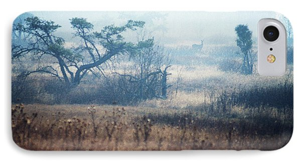 Big Meadows In Winter Phone Case by Thomas R Fletcher