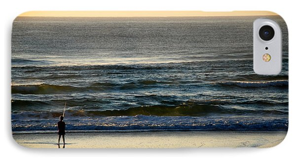 IPhone Case featuring the photograph Big Ocean  by Eric Tressler