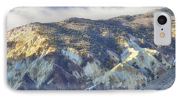 Big Rock Candy Mountains IPhone Case by Donna Greene