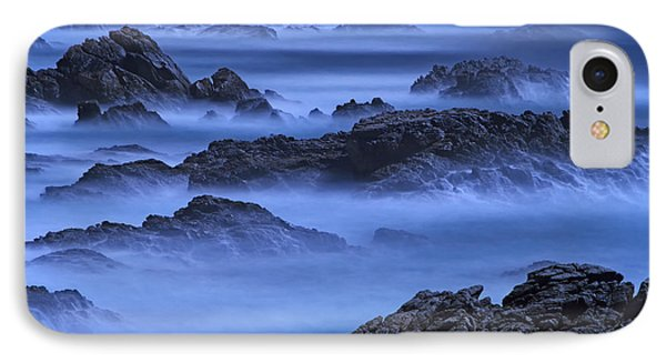 Big Sur Mist IPhone Case by William Lee