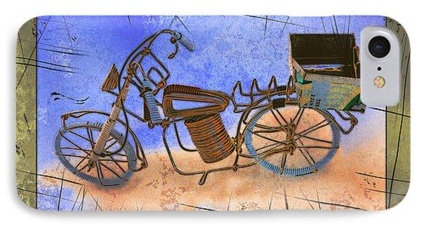 Bike 2a Phone Case by Mauro Celotti