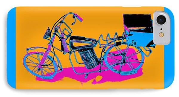 Bike-2c Phone Case by Mauro Celotti
