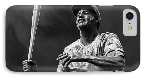 Billy Williams - H O F IPhone Case by David Bearden