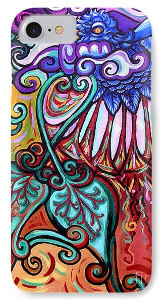 Bird Heart I Phone Case by Genevieve Esson