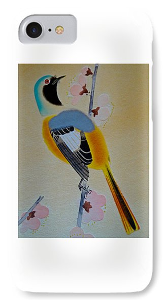 IPhone Case featuring the photograph Bird Print by Julia Wilcox