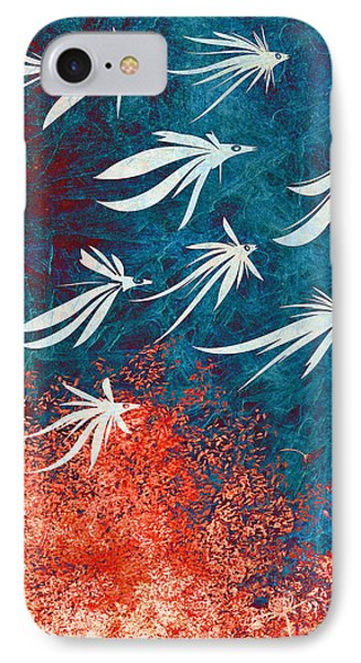 Birdeeze -v04 Phone Case by Variance Collections