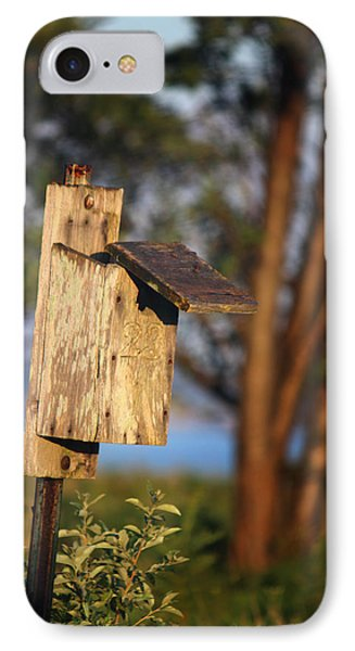 Birdhouse 23 Phone Case by Andrew Pacheco