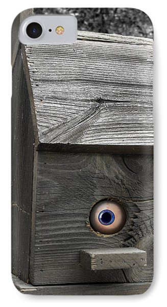 Birds Eye View Phone Case by Kristie  Bonnewell