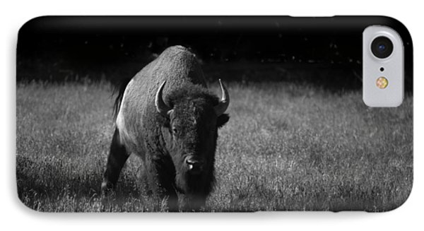 Bison Phone Case by Ralf Kaiser