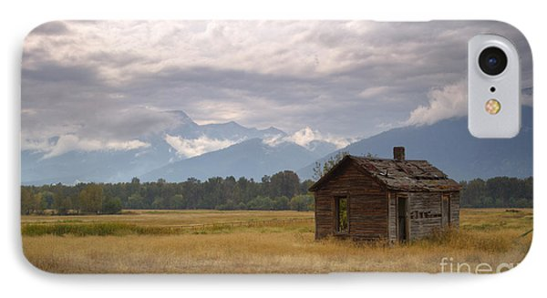 Bitterroot Homestead Phone Case by Idaho Scenic Images Linda Lantzy