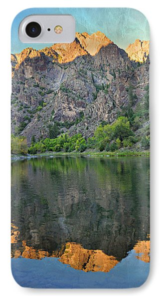 Black Canyon 4 Phone Case by Marty Koch