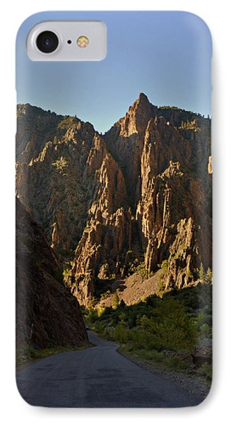 Black Canyon  Phone Case by Marty Koch