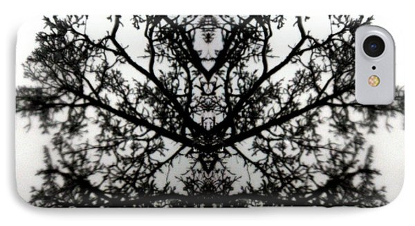 IPhone Case featuring the photograph Black Mold by Amy Sorrell