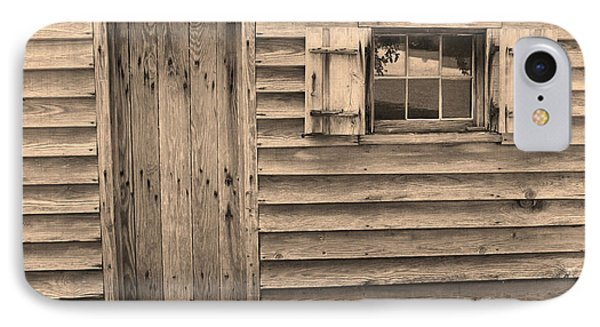 Blacksmith Shop Phone Case by Suzanne Gaff