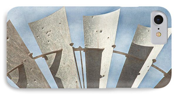 Blades - Texture Phone Case by Bob and Nancy Kendrick