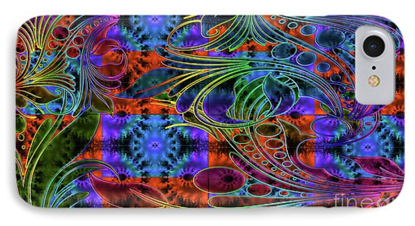 Bleeding Rainbow Phone Case by Clayton Bruster