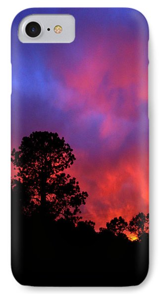IPhone Case featuring the photograph Blessings From The Sun by Susanne Still